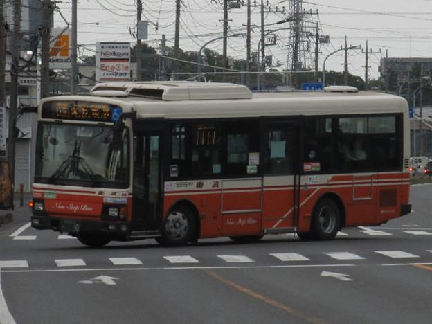 【東武バス】 9996号車