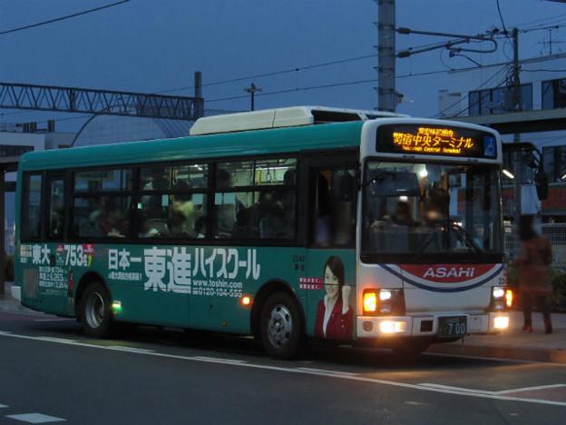【朝日バス】 2242号車