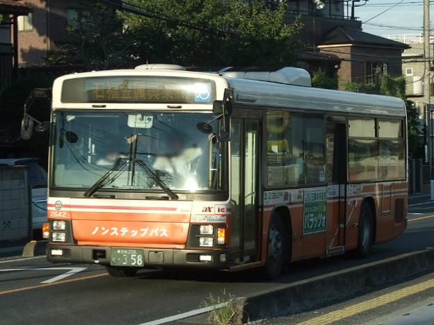 【東武バス】 2642号車