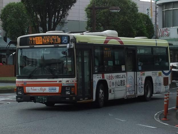 【東武バス】 9783号車