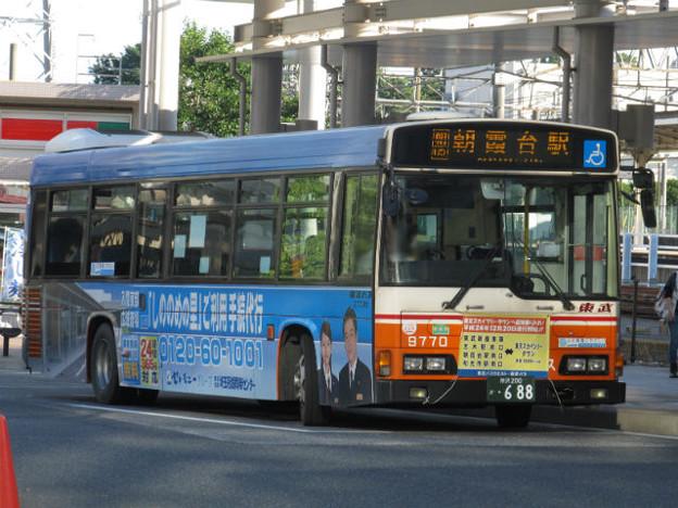 【東武バス】 9770号車