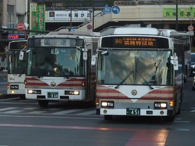 【関東自動車】 宇都宮230あ451