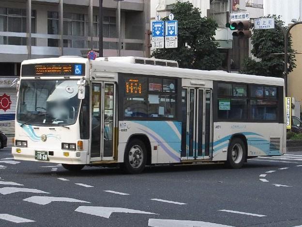 【関東自動車】 宇都宮200か1068