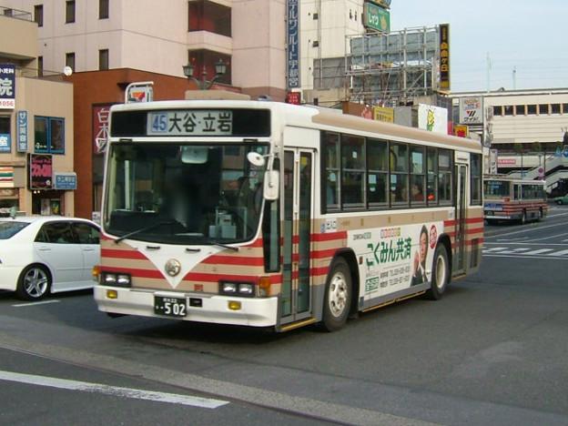 【関東自動車】 栃木22う502