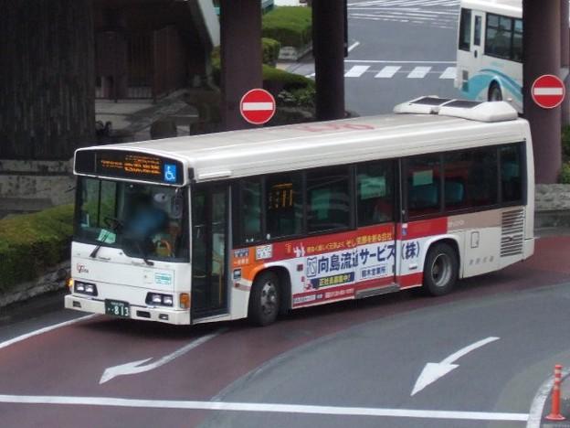 【東野交通】 宇都宮200か813