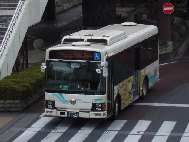 【関東自動車】 宇都宮200か1166