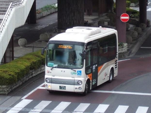 【関東自動車】 宇都宮200あ477