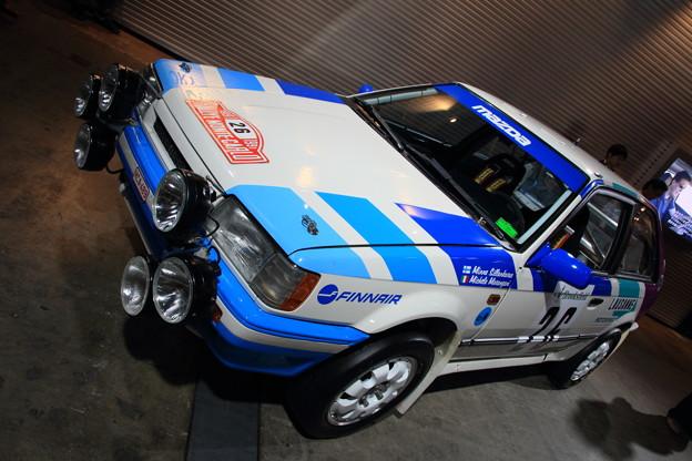 MAZDA Familia  323 Rally