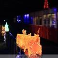 Photos: SLとイルミ列車