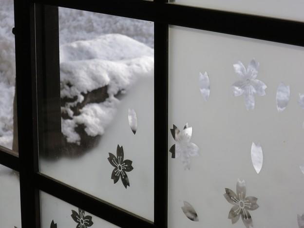 Photos: 雪見窓