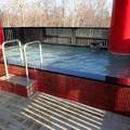 Photos: ニセコ昆布温泉 ホテル甘露の森@北海道ニセコ町・露天風呂