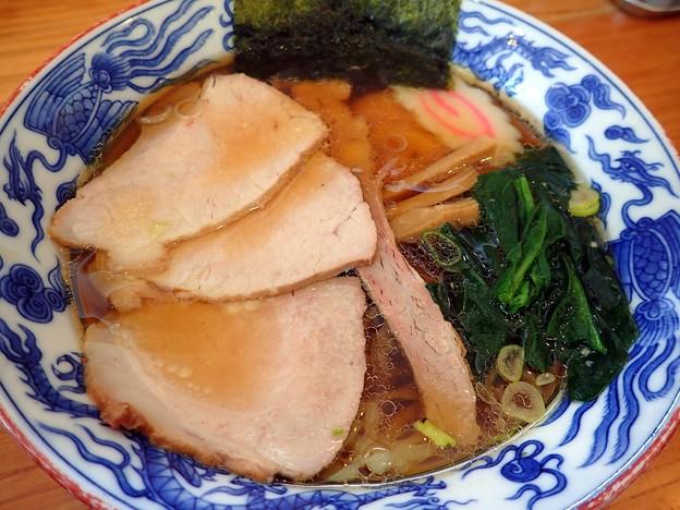 焼豚麺@とら屋・北上市