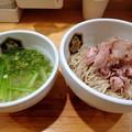 真鯛つけ麺@真鯛らーめん 麺魚・墨田区錦糸町