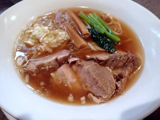 ごろごろチャーシュー麺@きくち・江東区住吉