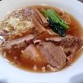 写真: ごろごろチャーシュー麺@きくち・江東区住吉