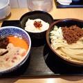 Photos: 台湾細豆花麺+限定専用割り飯@一燈・葛飾区新小岩
