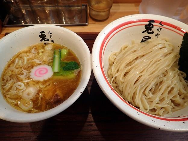 Photos: つけめん(並盛)@兎屋・中央区人形町