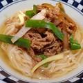 Photos: 冷たい肉そば@きたかた食堂神保町店・千代田区神保町