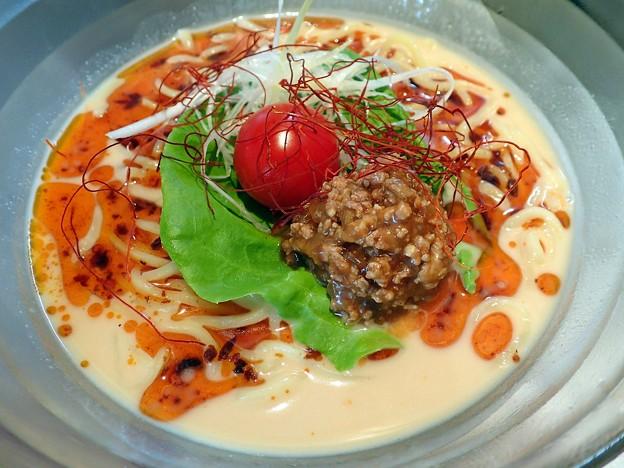 Photos: 冷し担々麺@やまらぁ・中央区人形町