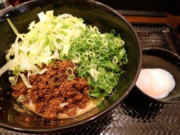 汁なし担担麺・3辛・麺140gセット@湯島ひよこ堂・文京区湯島