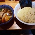 Photos: 味玉清湯つけそば@神田勝本・千代田区神保町