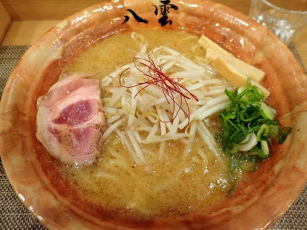 味噌ラーメン@八雲本店・葛飾区堀切菖蒲園