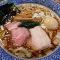 Photos: 味玉手揉み中華蕎麦・醤油@ほん田・北区東十条