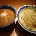 濃厚味玉つけ麺@二代目つじ田日本橋八重洲店・中央区東京