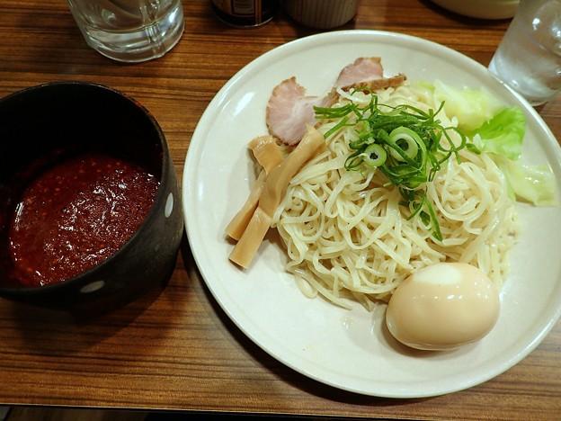 Photos: 広島つけ麺・3辛@めでたい屋・中央区新川