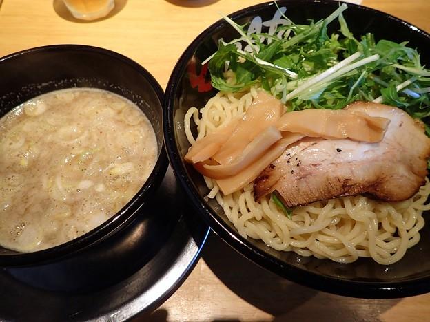 鶏つけ・大盛@とりの助岡山志戸部店・津山市