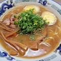 Photos: 煮玉子ラーメン@にぼし家・倉敷市