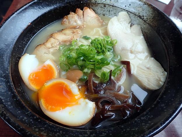 味玉塩@Cock O Noodle Do・津山市