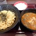 魚介カレーつけ麺+2辛@CoCo壱番屋津山インター店・津山市
