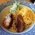 Photos: 自家製麺の冷やし中華@頂美作店・美作市