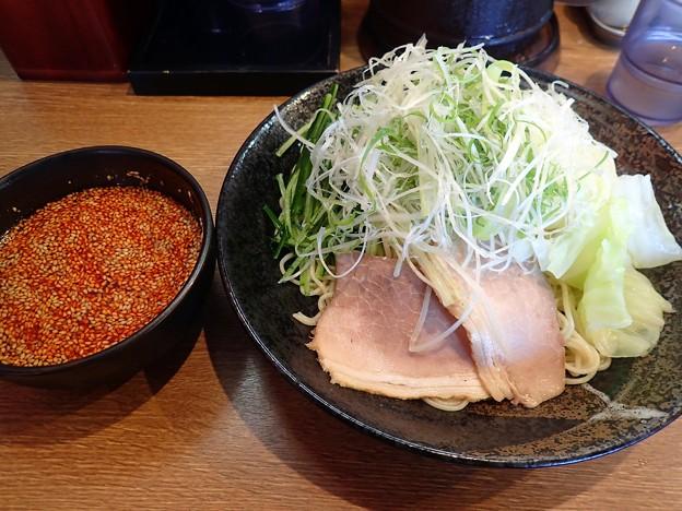 広島つけ麺・5倍・大@ばくだん屋福山店・福山市