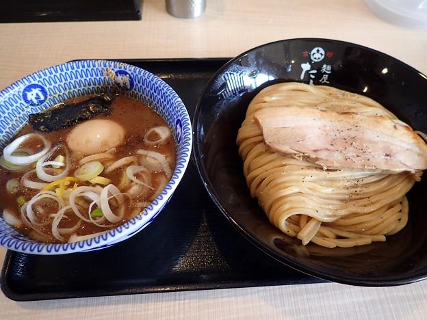 味玉つけ麺(並)@麺屋 たけ井R1号店・八幡市