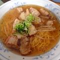 Photos: 塩ホル麺@高原亭・真庭市