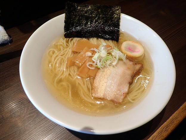 魚・しろたまり@拉麺5510・江東区大島