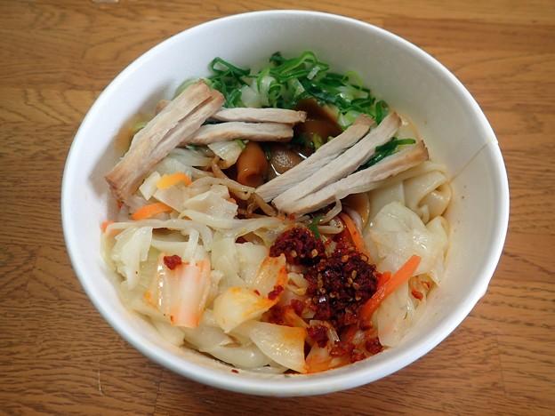 ビャンビャン麺@セブン・イレブン