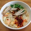 Photos: ビャンビャン麺@セブン・イレブン