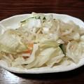 Photos: お通しのタンメン野菜@來々軒・江東区木場