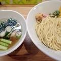 Photos: 塩生姜つけ麺@MANNISH亀戸店・江東区亀戸