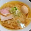 味玉塩らぁ麺@やまぐち辣式・江東区東陽町