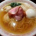 Photos: 煮干しラーメン+味玉@小池・世田谷区上北沢