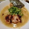 ラーメン・とろり@鶏ポタラーメンTHANKお茶の水店・千代田区小川町