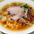 Photos: 親鶏中華そば・中太麺@綾川・渋谷区恵比寿