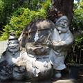 Photos: 神社にて