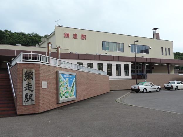 Photos: 網走駅