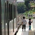 Photos: 烏山駅にて