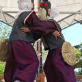 蓮華会舞(3)眠り仏之舞 H30,4,21